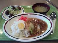 Tyuuka_ankake_nikudango_set_gakusho