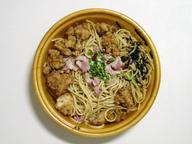 Bekon_karaage_wafuu_pasta