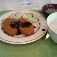 Korokke_set_gakushoku