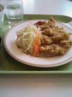 Chicken_fritter_teishoku_gakushoku