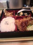Nikutamago_torikatu_gyouza_teishoku