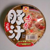 Cup_tonjiru_udon