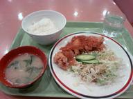 Chicken_tatuta_teishoku_gakushoku
