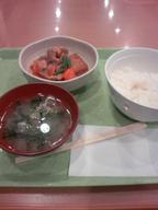 Tori_nimono_teishoku_gakushoku