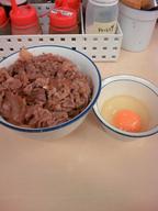 Matuya_gyuudon_namatamago