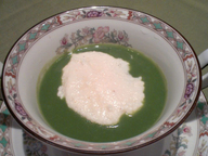 Hotate_mousse_soup