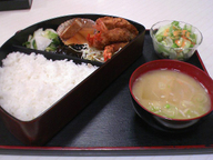 Higawari_bentou_lunch_091031