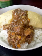 Keema_curry_omelette_110614
