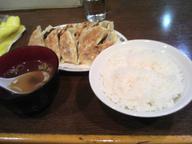 Gyouza_rice070128