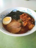 Karaage_shouyu_ramen_gakushoku